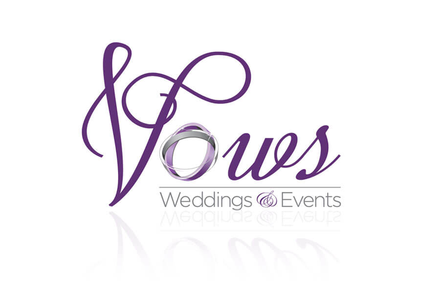 Vows Weddings & Events logo